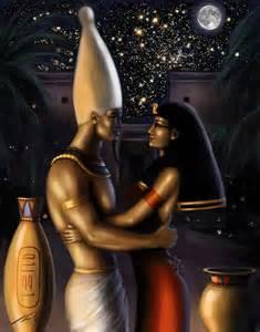Isis and Osiris 2