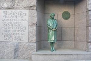 Eleanor Roosevelt by Neil Estern