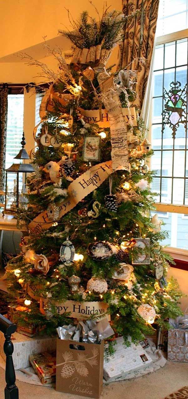Just a few of the lovliest christmas trees imaginable mstmha for Most beautiful christmas photos