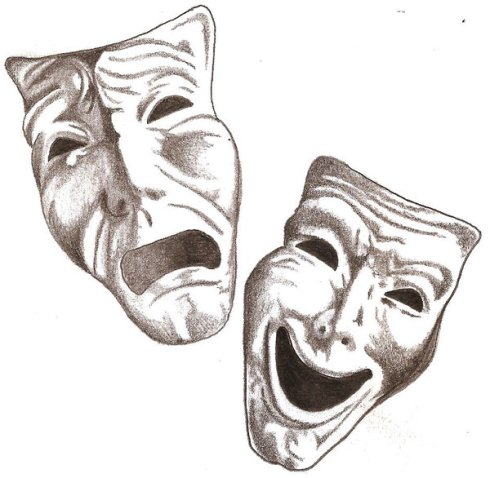 comedy_tragedy_masks_by_thelob